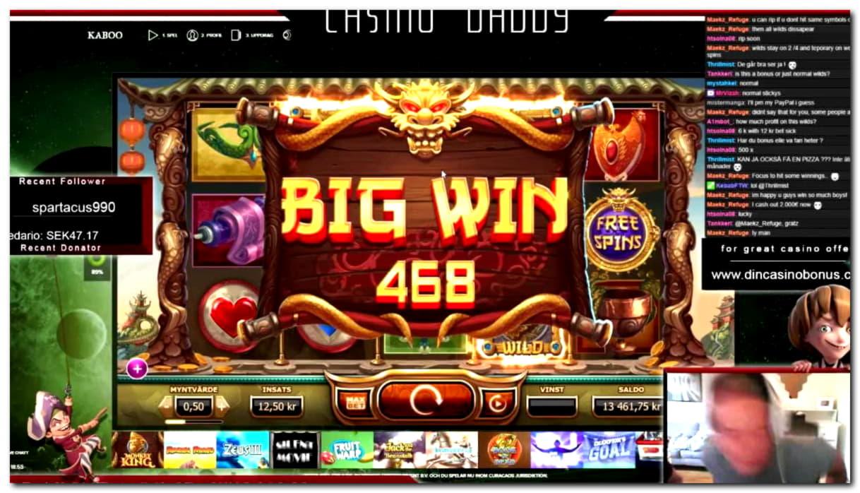 $70 Daily freeroll slot tournament at Casino Cruise