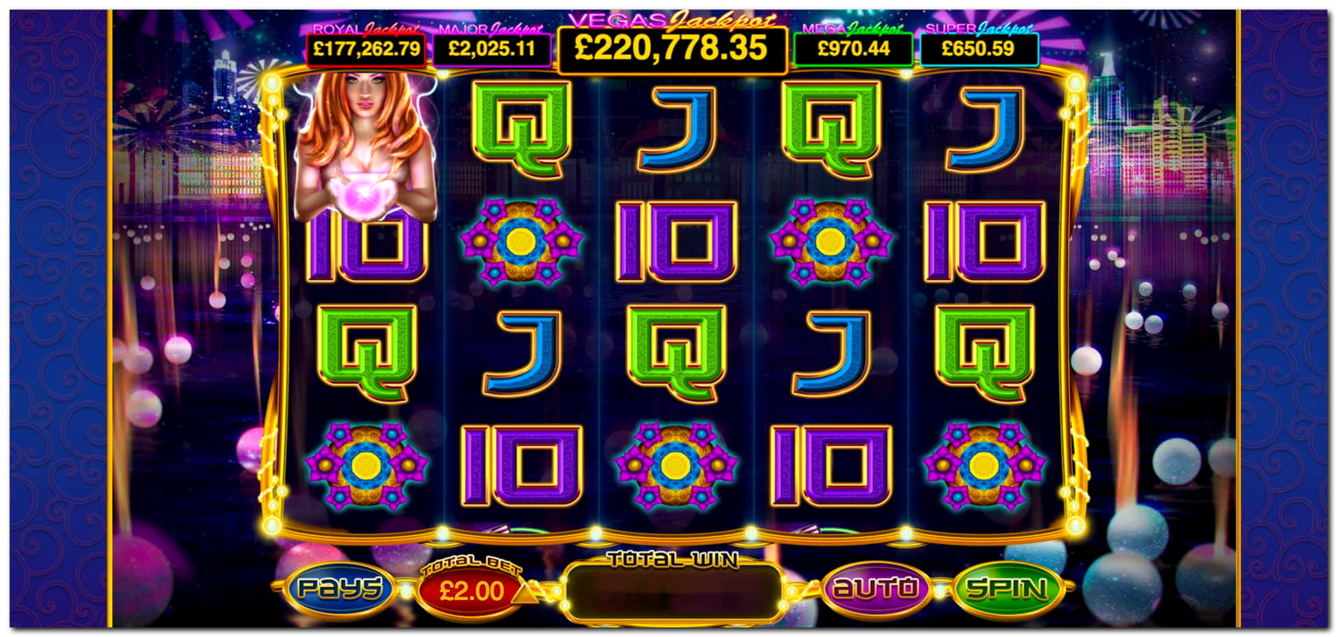 160 free spins no deposit at Slotty Vegas Casino