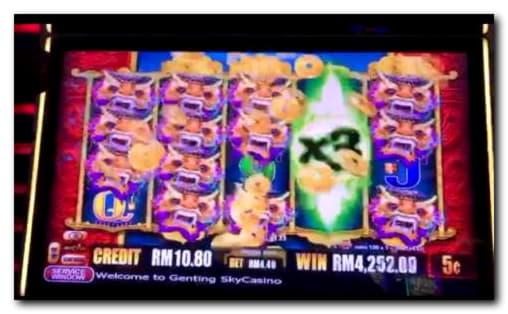 185 Free spins no deposit at 777 Casino