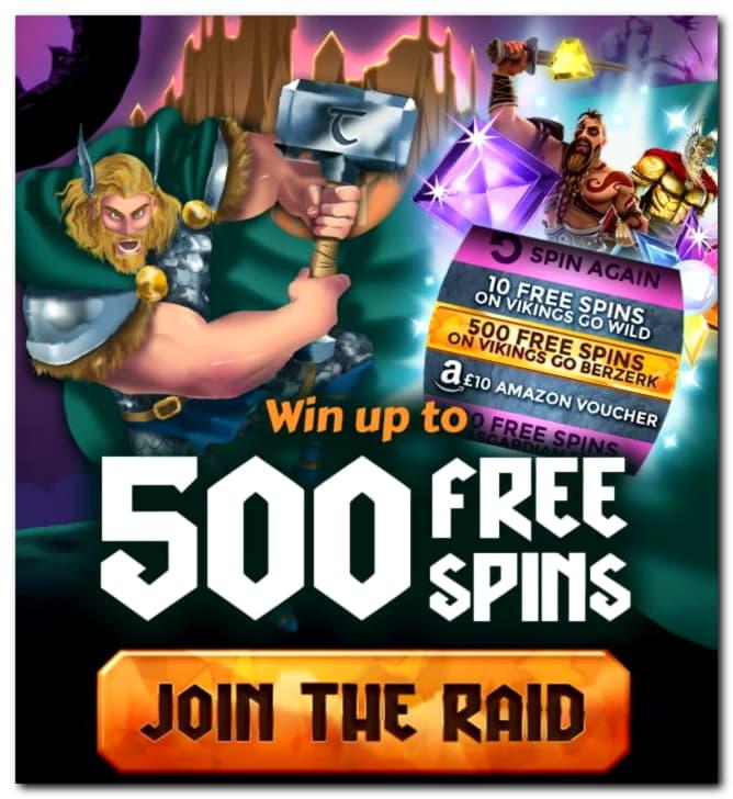 90% Signup casino bonus at Euro Palace Casino