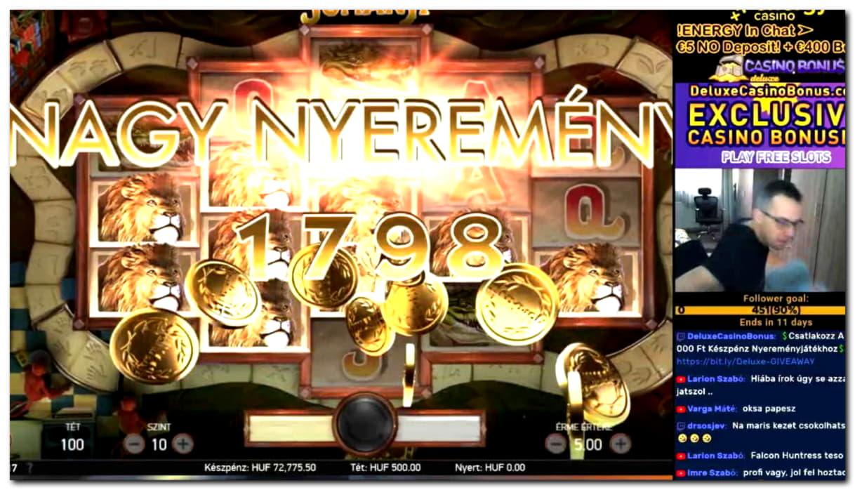 350% Bonus za pierwszą wpłatę w Slotty Vegas Casino