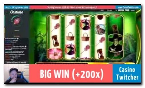 bWinカジノの$ 375無料チップ