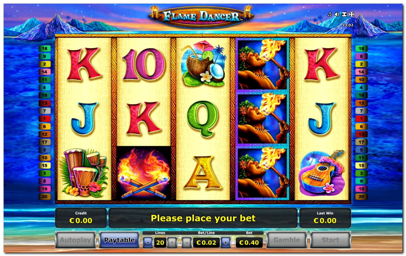 235 free spins no deposit at Betway Casino