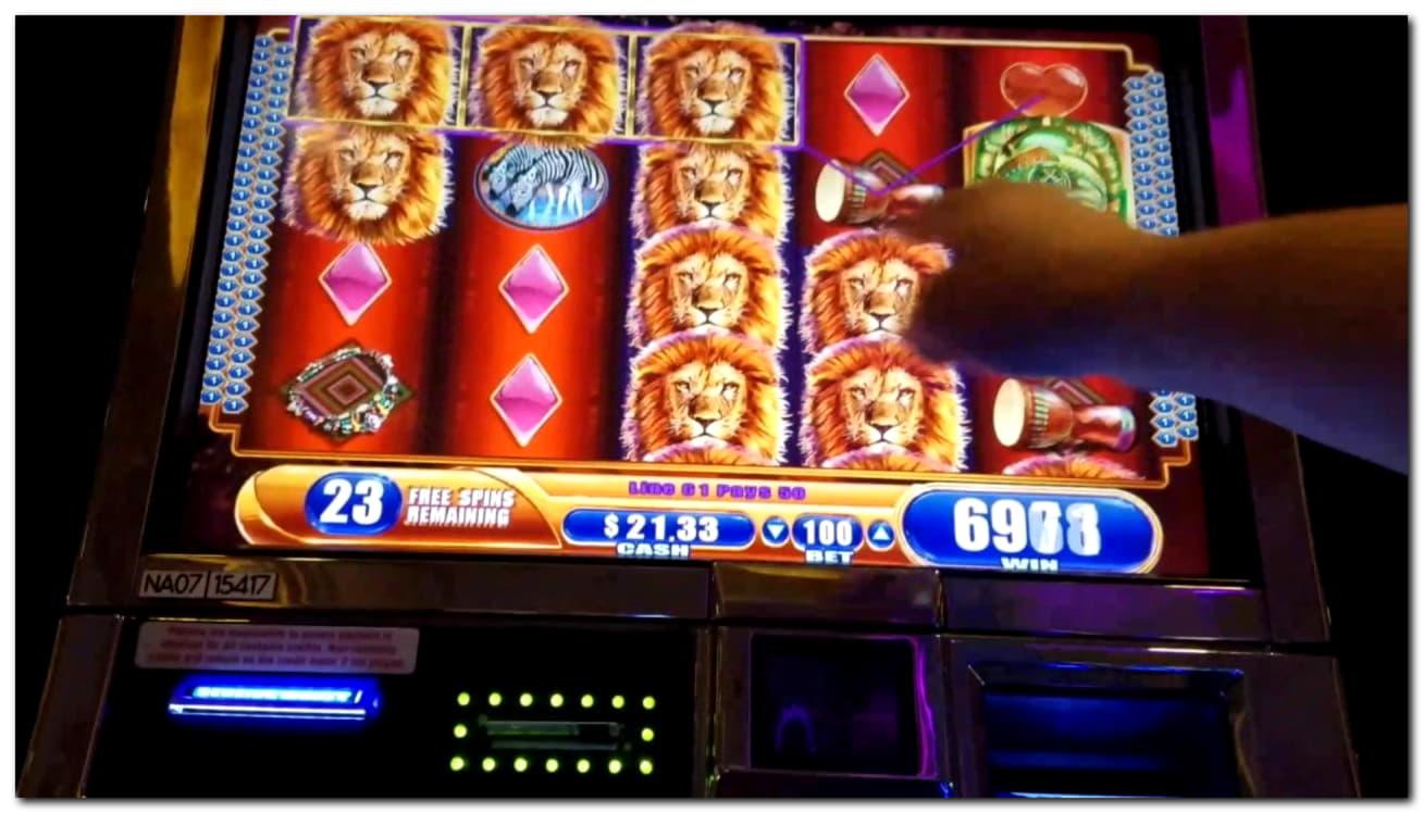 $855 Casino Tournament at Magic Red Casino