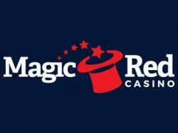 €1125 No deposit bonus code at Magic Red Casino