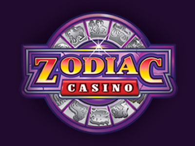 Zodiac Casino screenshot